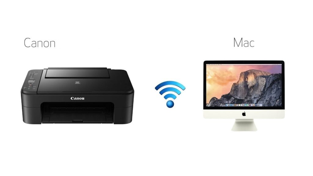 canon printer setup mac