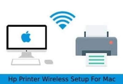 hp printer setup mac